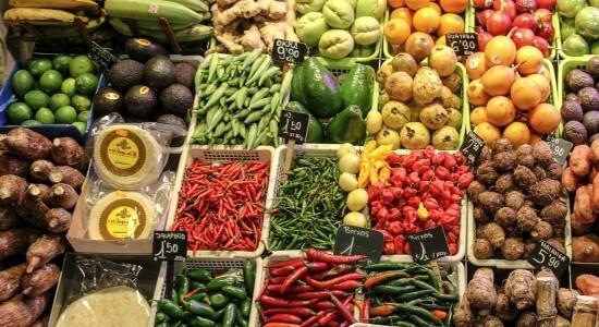 W czym jest błonnik warzywa