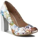 buty w kwieciste wzory