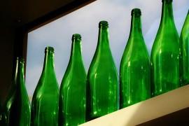 Przechowywanie i transport butelek