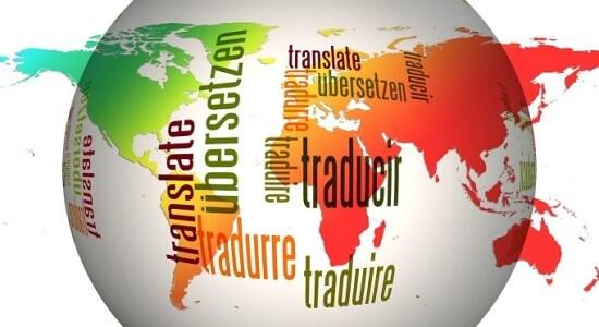 tłumaczenia w różnych językach obcych