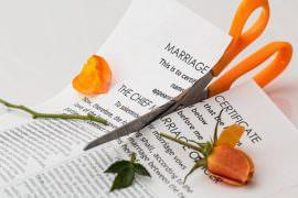 Przecięty akt ślubu