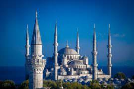 Haga Sophia w Turcji