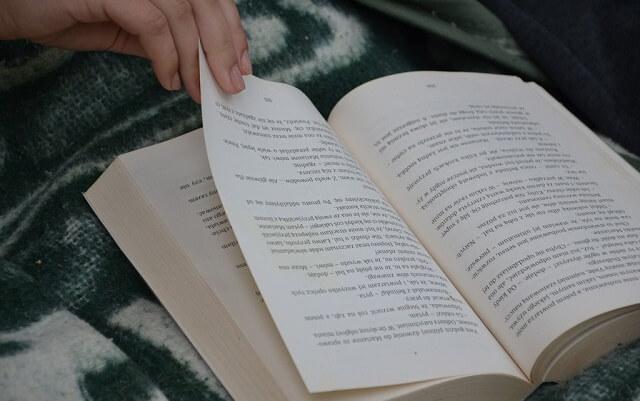 Kartkowana książka