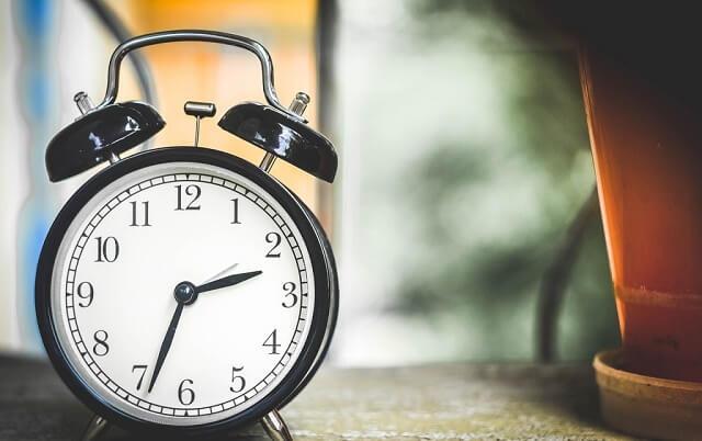 Zegarek budzik
