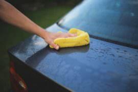 Mycie karoserii samochodu