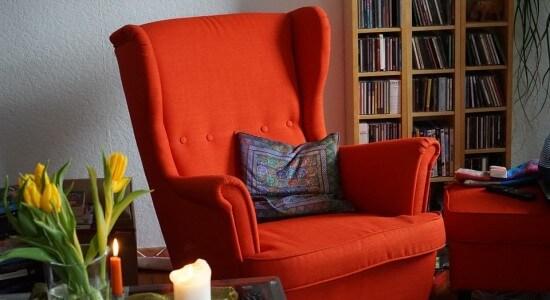Czerwone dodatki do domu - jak wybrać?