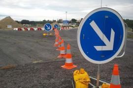 Urządzenia ruchu drogowego