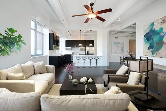 pięknie urządzone mieszkanie