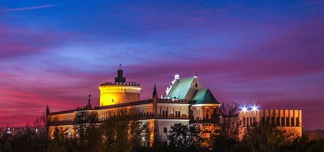 Zamek w Lublinie - warto zobaczyć