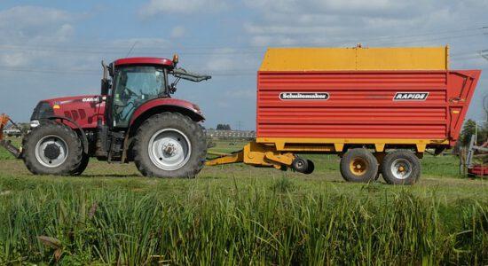 praca rolnicza